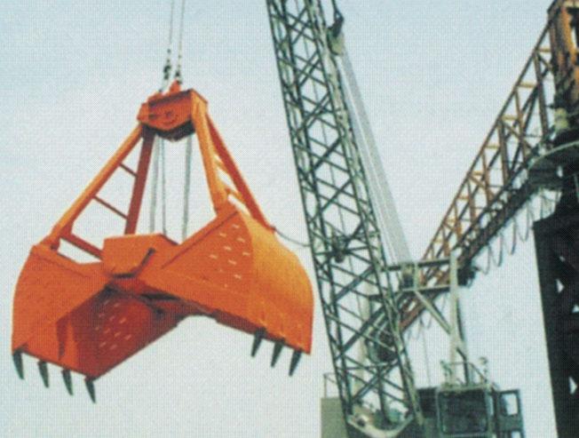 Hydraulic Grab Crane Koyo