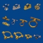 brass_pipe_clamps_clips_brass_clips_buckles